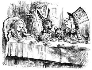 Tenniel, ilustrador por antonomasia de Alicia